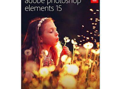 Adobe Photoshop Elements 15